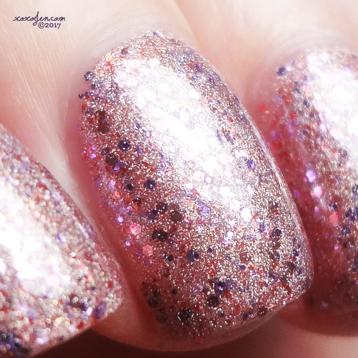 xoxoJen's swatch of Girly Bits Destined to Meet Again