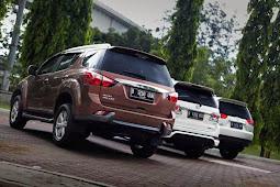 hobby of automotive designhobby of automotive designLeisure Isuzu MU-X Opponent Mitsubishi Pajero Sport and Toyota Fortuner To Drive, Value For Money-AutoBlogMark-AutoBlogMark