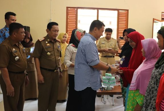 Program Keluarga Sejahtera Mulai Dinikmati, Warga Kecamatan Bontoharu Selayar