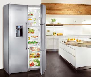 Цени за хладилник с фризер Либхер