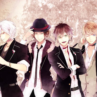 Diabolik Lovers Audio Latino MEGA o Ver Online