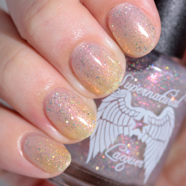 Supernatural Lacquer Gossamer Gleam