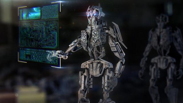 cyborg keren dari masa depan