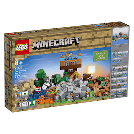 Minecraft Crafting Box 2.0 Lego Set