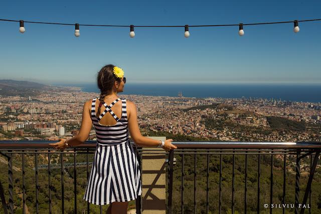 Travel to Barcelona: O expediție în capitala Catalunyei. Silviu Pal Blog. #TravelBlogger Muntele Tibidabo