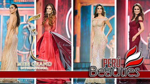 Miss Grand International 2017 | Preliminary Competition Evening Gown