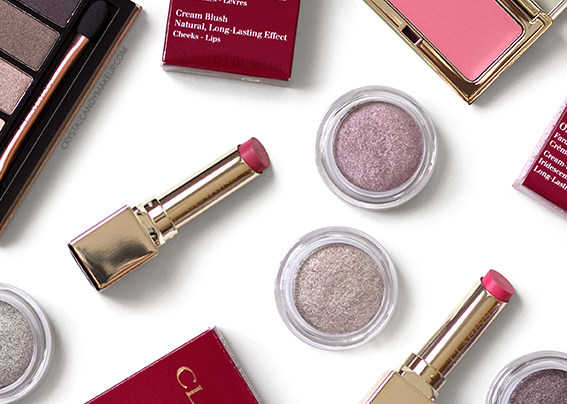 Clarins Spring 2016 Makeup Collection Instant Glow Review Photos