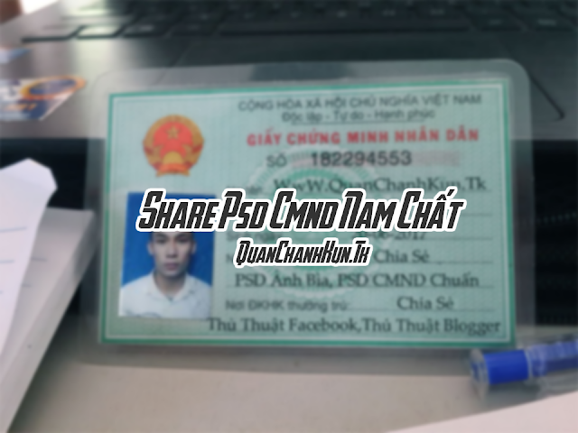 SHARE PSD CMND NAM CHẤT