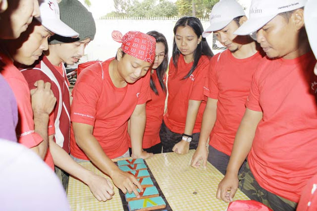 TREASURE HUNT AMAZING RACE | OUTBOUND KONSEP THEMATIC