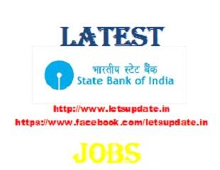 State Bank of India (SBI) dean of studies job-letsupdate