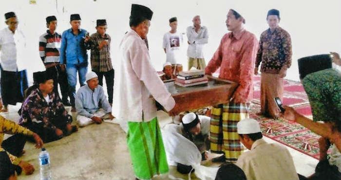 Inilah Cara Sumpah Pocong Secara Adat Istiadat di Indonesia