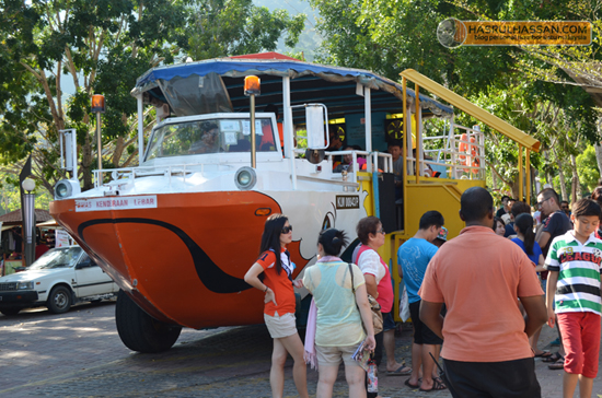 Langkawi Duck Tour #VMY2014