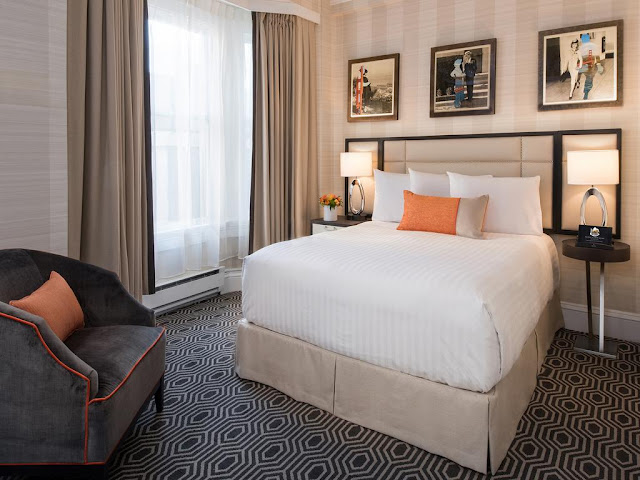 Experience a boutique hotel with exceptional service, walking distance to SFMOMA, the Moscone Center, and San Francisco's best, at The Inn at Union Square.