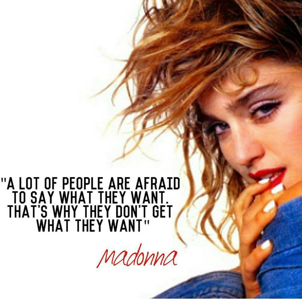 Madonna Inspirational Quotes: 6 Of Madonna's Most Seemingly Rebellious But Inspiring
