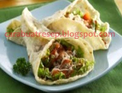 Foto Resep Kebab Ayam Turki Mini Sederhana yang Mudah Spesial Halal Asli Enak