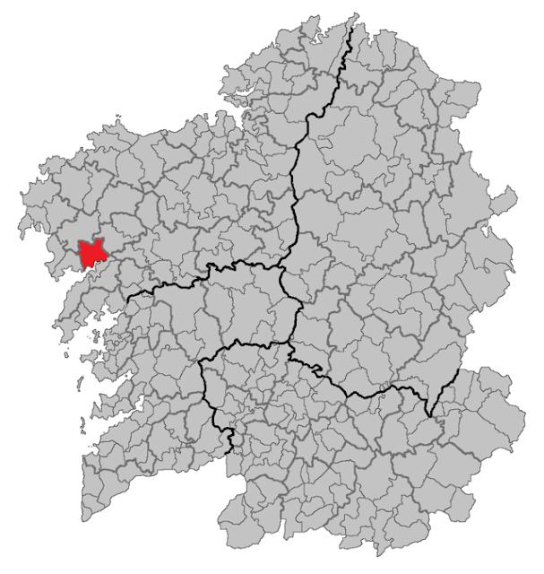 Suceso de la aldea de Cando en Outes (La Coruña).