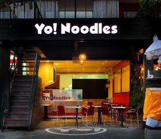 Job Vacancy as Restaurant Supervisor at YO! NOODLES