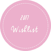 Mellya's Wish list 2017