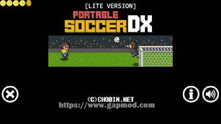 Portable Soccer DX Lite Apk