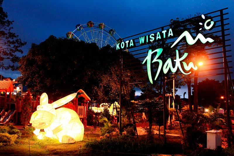 Machine Kota Wisata Batu Malang