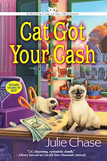 Cat Got Your Cash by Julie Chase