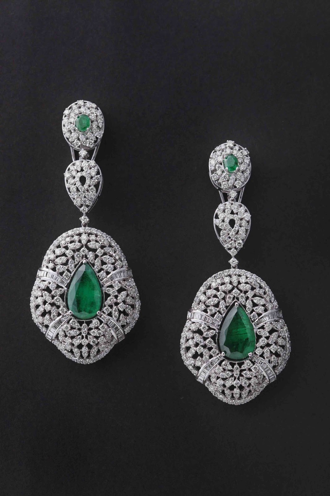 Diamond Jewellery Ornaments Platinum As Jewellery With