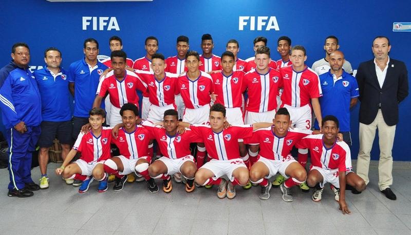 Dominican Republic U15 CFU tournament in Sint Maarten bb957f583