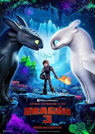 How to Train Your Dragon 3 (2019) English 300MB HDCAM 480p