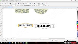 cara membuat logo di pc