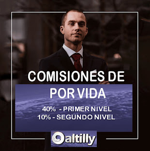 Con Exchange Altilly gana comisiones