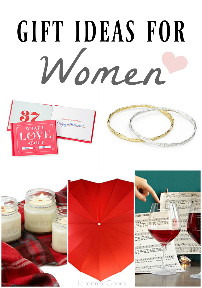 Gift Ideas for Women - UncommonGoods - #myuncommongoods
