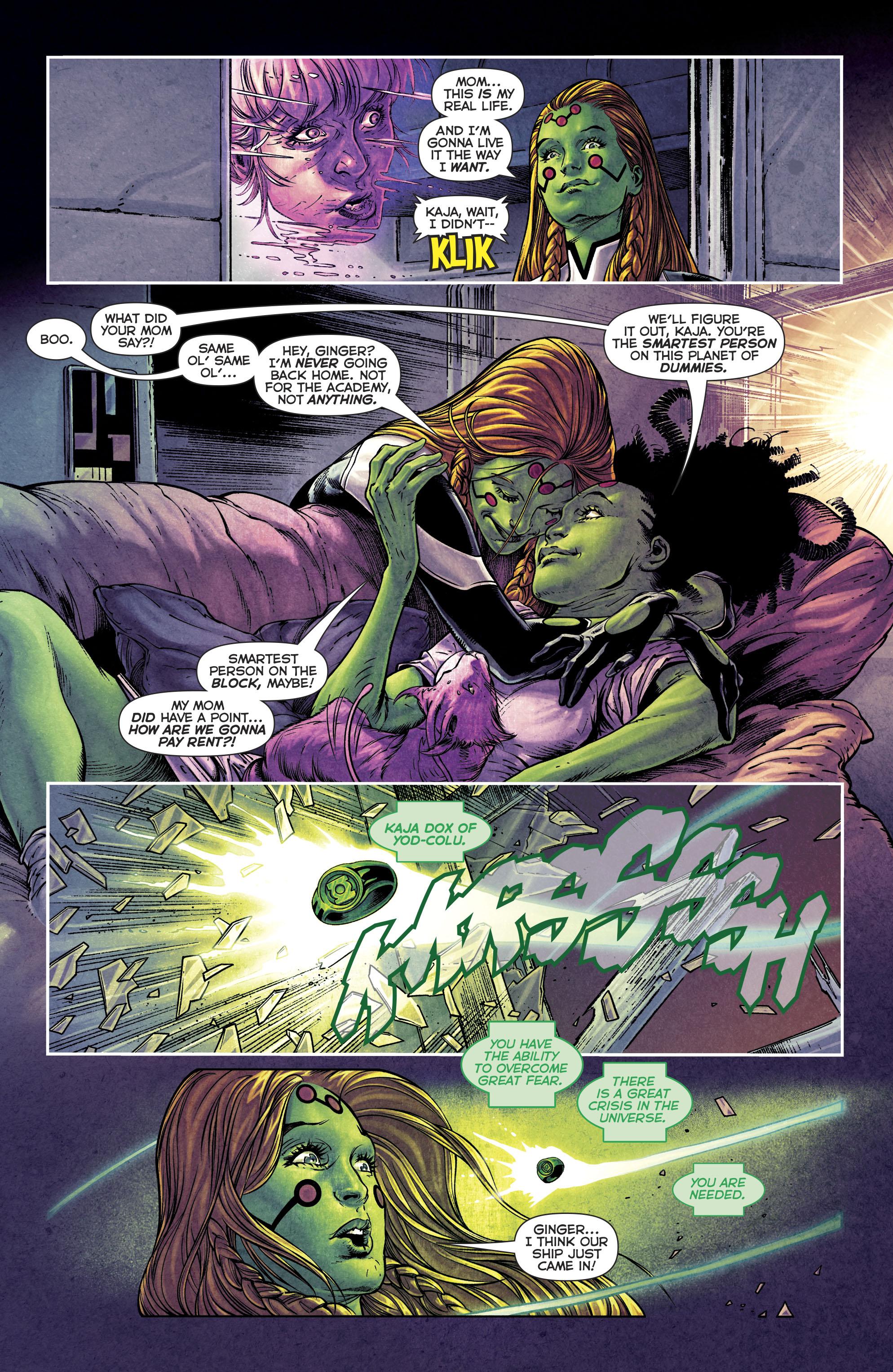 Read online Green Lanterns comic -  Issue #25 - 21