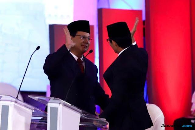 Kompak dan Saling Melengkapi, Prabowo-Sandi Disebut sebagai Calon Dwi Tunggal