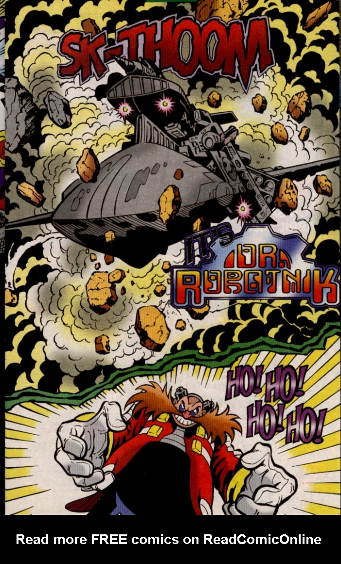Read online Sonic The Hedgehog comic -  Issue #83 - 14