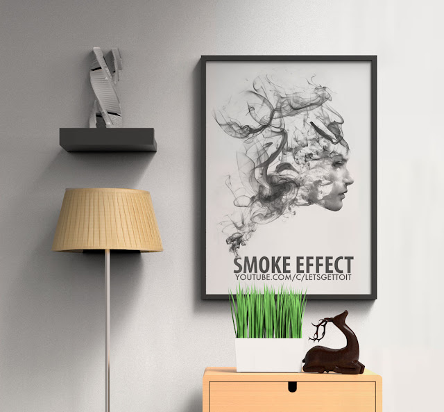 Create an Awesome Smoke Photo Effect in Photoshop