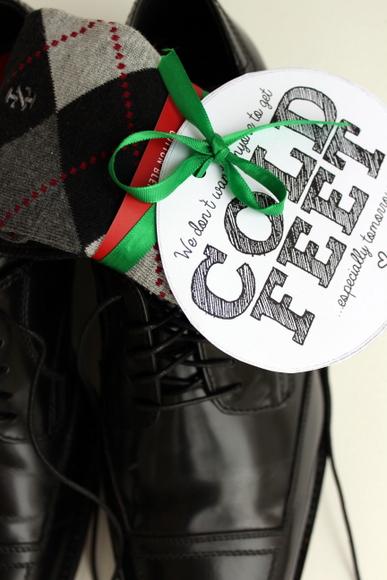 Groomsmen Gift Idea plus Free Adorable Printable