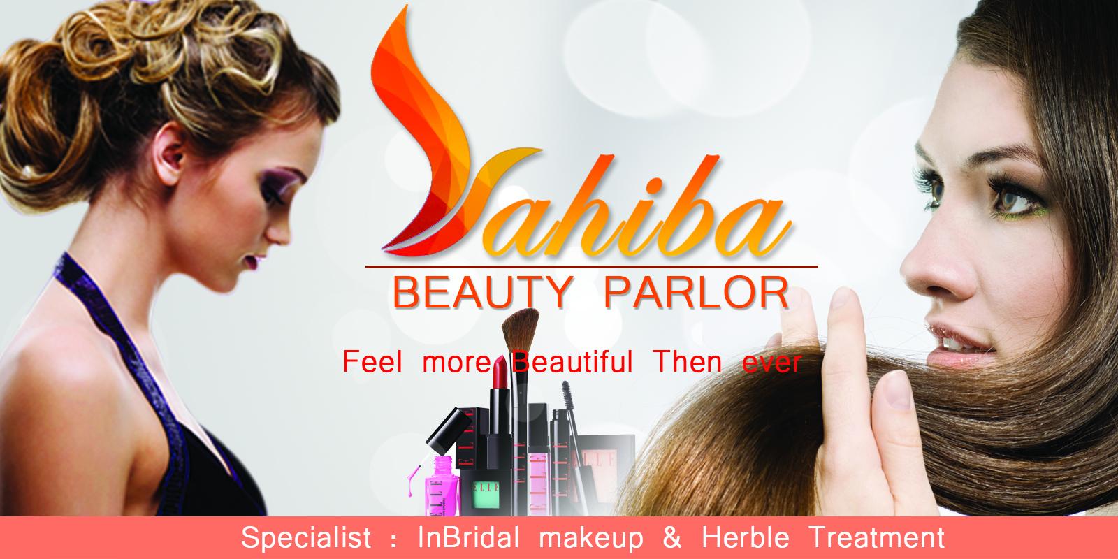 Beauty Parlor Banner Design: Flex design in coreldraw ...