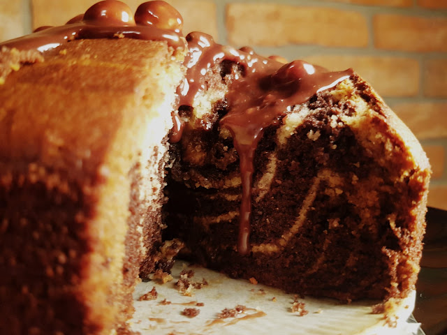 Ciasto zebra- idealne dla dzieci