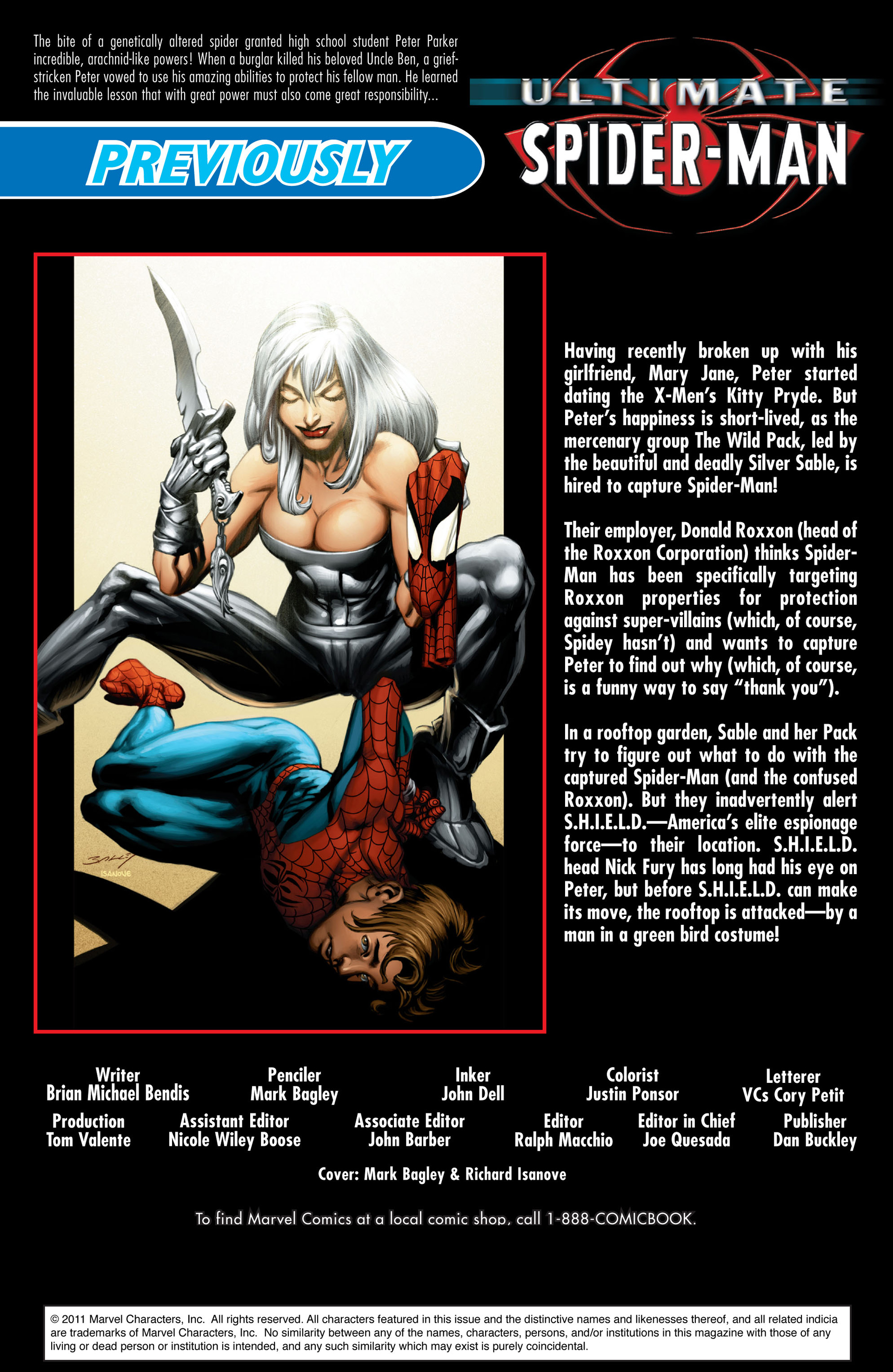 Read online Ultimate Spider-Man (2000) comic -  Issue #90 - 2
