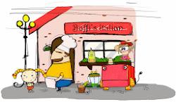 Food Monsters at Baffi s Italian