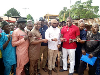 APC Chieftain, Amara Iwuanyanwu, Undertakes Enhancement of Rural Roads in Imo 1