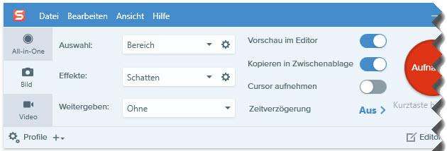 Snagit Testbericht. Windows: Professionelle Screenshots erstellen