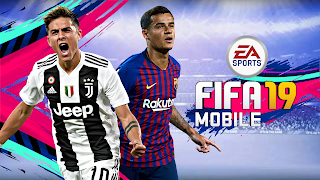 FIFA 19 Mobile Android Offline 1 GB New Menu,Kits Best Graphics