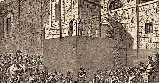 Crime and Punishment in Britain in the 18th and early 19th centuries.