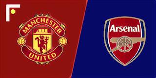 مبارة مانشستر يونايتد ضد أرسنال بث مباشر