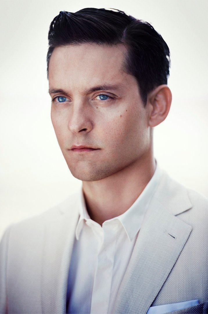 MOST BEAUTIFUL MEN: TOBEY MAGUIRE Tobey Maguire