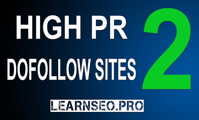 HIGHPR 2 Directory Submission sites
