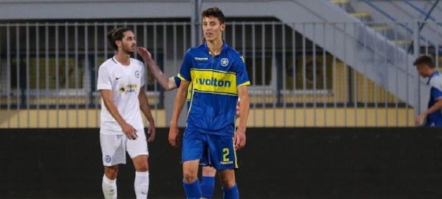 18χρονος ποδοσφαιριστής του Αστέρα Τρίπολη έκανε μεταγραφή στη Μίλαν