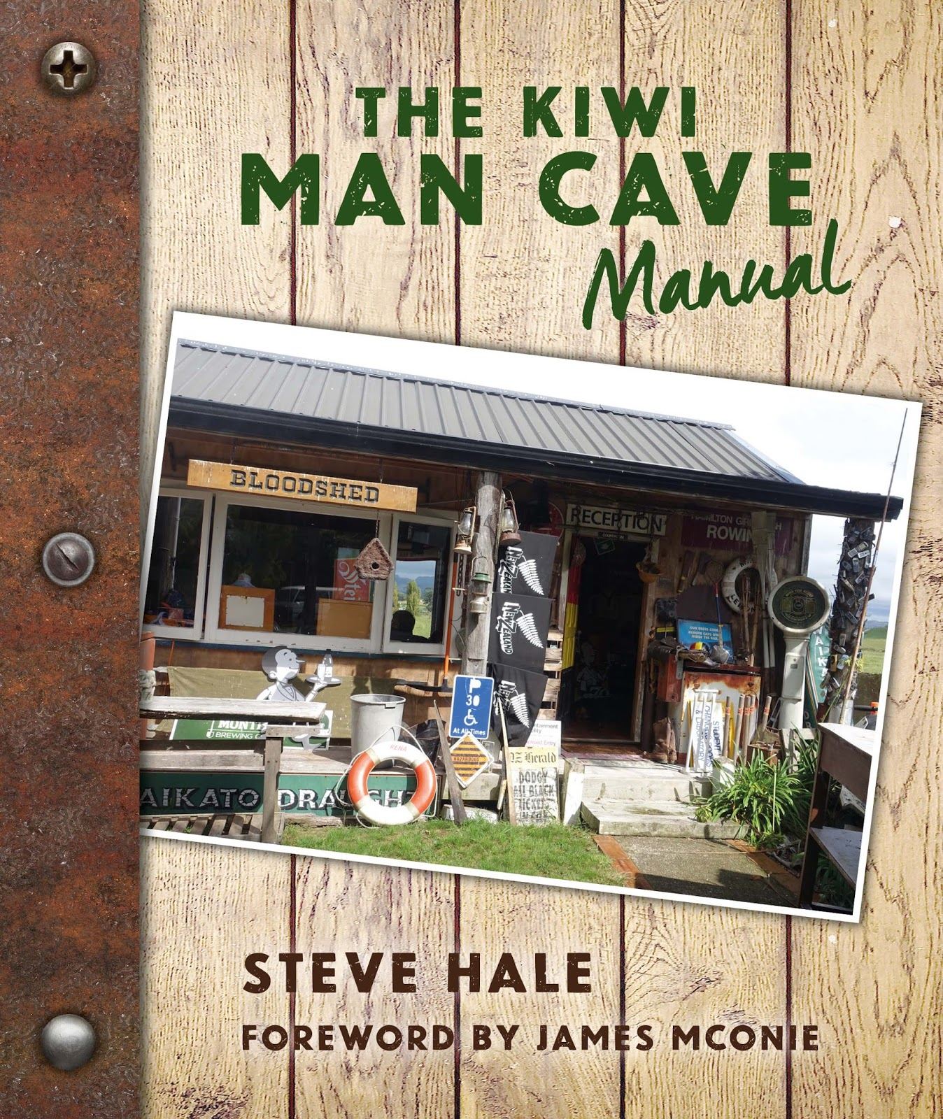 Man Cave New Zealand : Beattie s book unofficial homepage of the new