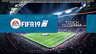 FIFA 19 MOD DLS Classic Android Offline 100 MB HD Graphics